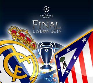 Обои на телефон чемпионы, футбол, финал, лига, uefa, lisbon 2014 final, lisbon, 2014