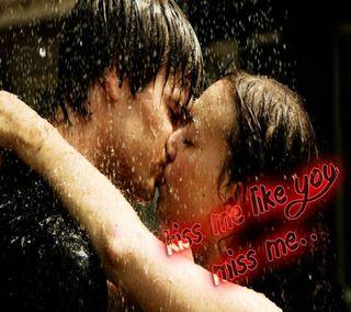 Обои на телефон я, валентинка, счастливые, поцелуй, пара, любовь, крутые, день, love, happy kiss day