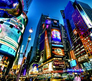 Обои на телефон улицы, новый, йорк, new york streets, hd