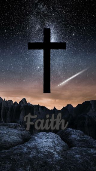 Обои на телефон вера, цифровое, религия, католические, бог, арт, faith in god