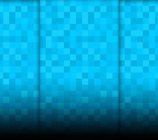 Обои на телефон цвет морской волны, точки, синие, oneplusone, oneplus, one, hd