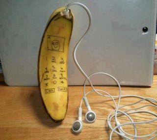 Обои на телефон конепт, забавные, банан, айфон, iphone, funny iphone 6