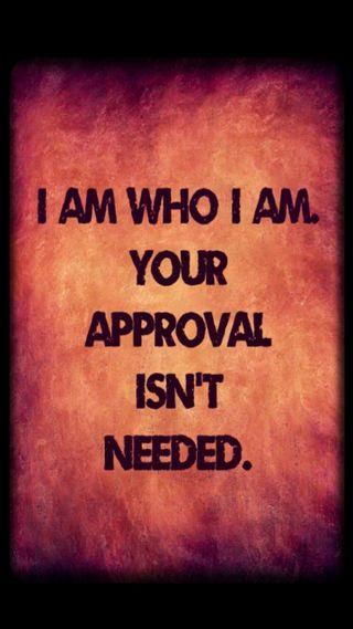 Обои на телефон позитивные, цитата, кто, красые, дизайн, высказывания, арт, positive affirmations, i am who i am, art, approval, affirmation