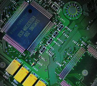 Обои на телефон цпу, микросхема, технология, processor, microchip, electonics
