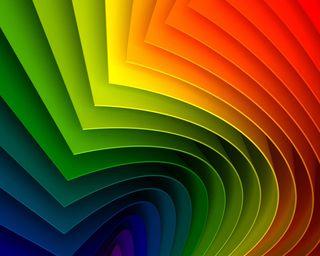 Обои на телефон цветные, радуга, красочные