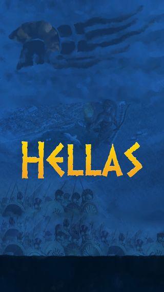 Обои на телефон греческий, греция, hellas