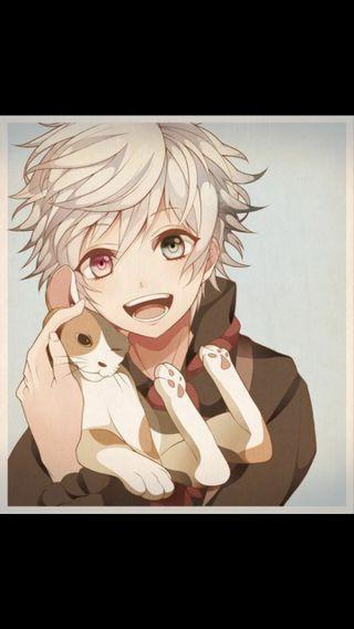 Обои на телефон милые, мальчик, аниме