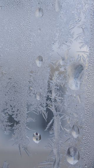 Обои на телефон окно, эпл, цветы, холод, мороз, лед, капли, зима, айфон, iphone, frost flowers, apple