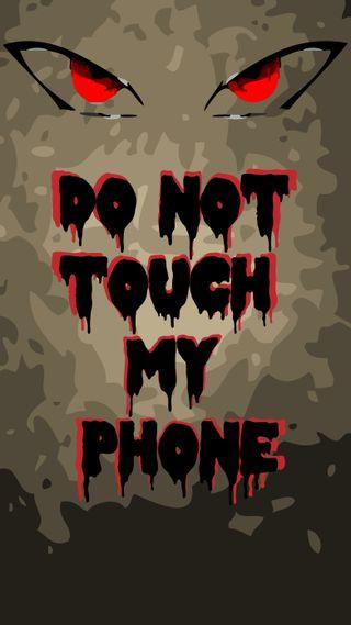 Обои на телефон трогать, телефон, мой, do