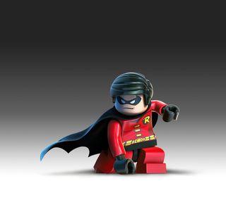 Обои на телефон робин, лего, бэтмен, lg, lego robin, g3, 2880x2560