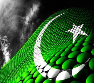 Обои на телефон круги, флаг, приятные, прекрасные, пакистан, классные, дизайн, взгляд, pak flag
