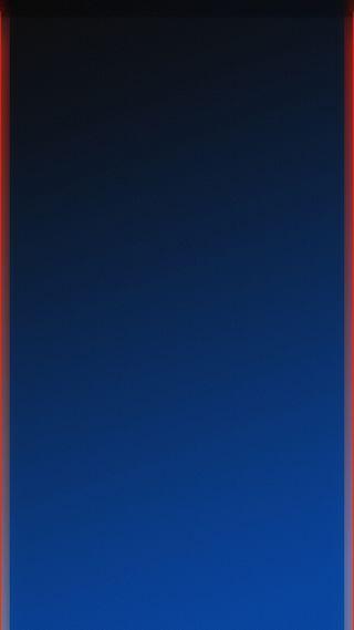 Обои на телефон синие, свет, магма, классика, грани, градиент, галактика, винтаж, led, galaxy blue edge led, galaxy, druffix, bubu druffix desig, bubu