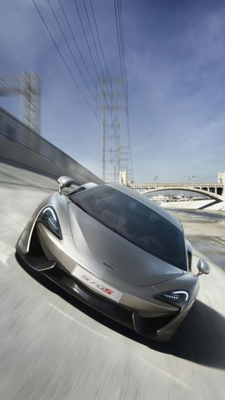 Обои на телефон суперкары, серебряные, макларен, автомобили, авто, mclaren, 570s
