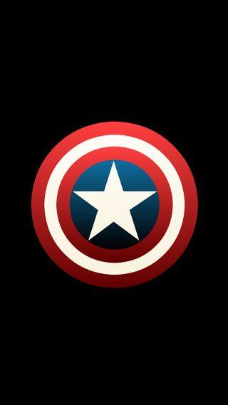 Обои на телефон щит, логотипы, капитан, америка, captainamerica logo, captainamerica