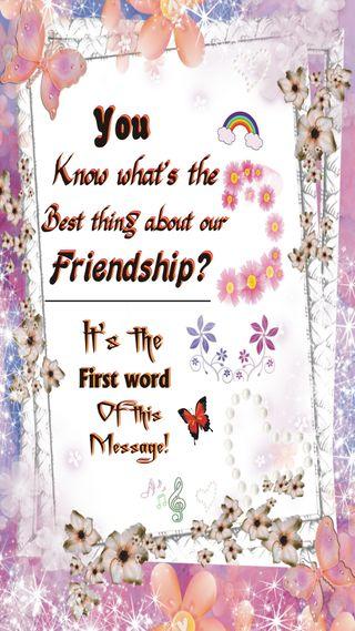 Обои на телефон слово, цветы, сердце, приятные, милые, друзья, дружба, высказывания