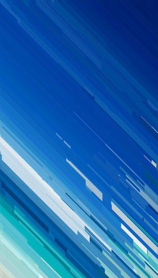 Обои на телефон чистые, линии, синие, крутые, белые