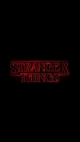 Обои на телефон страшные, странные, логотипы, классные, дела, stranger things logo
