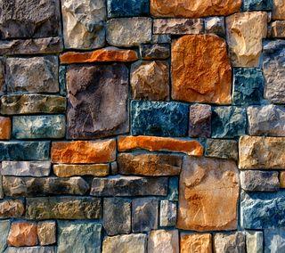 Обои на телефон рокки, шаблон, текстуры, стена, рок, камни, rocky wall