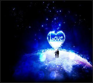 Обои на телефон любовники, сердце, романтика, рай, приятные, милые, любовь, крутые, love