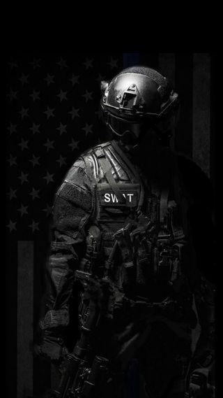 Обои на телефон полиция, флаг, крутые, классные, закон, америка, swat, riot, officer, enforcement, badass