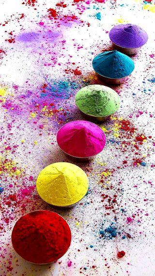 Обои на телефон фестиваль, цвета, холи, фиолетовые, розовые, красые, желтые, lightgreen, holi colours, darkblue