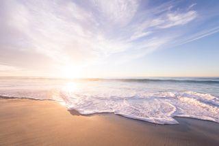 Обои на телефон фото, свет, природа, прекрасные, пляж, beach light