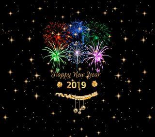 Обои на телефон год, счастливые, новый, holidar, happy new year e, happy, 2019
