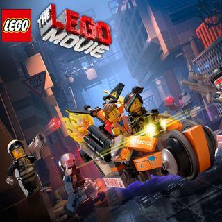 Обои на телефон фильм, фильмы, лего, герой, the lego movie