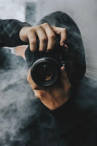 Обои на телефон камера, фото, пейзаж, shoter, photer, man, hd, cameramen, 4k