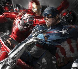 Обои на телефон эпоха, ультрон, герои, супер, мстители, марвел, америка, super heroes, marvel, capitain america, avengers aou, age ultron