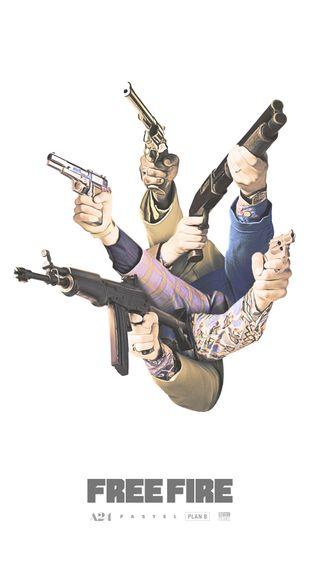 Обои на телефон экшен, фильмы, оружие, выстрел, банда, zedgefreefire, arms