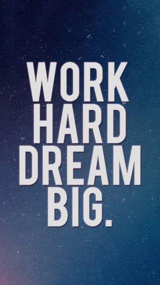 Обои на телефон типография, работа, мечта, жесткие, версия, work hard dream big