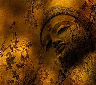 Обои на телефон религия, будда