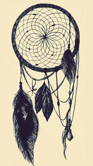 Обои на телефон перья, мечта, ловец, американские, indians
