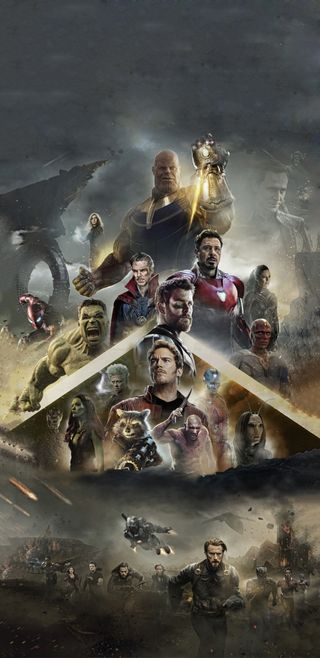 Обои на телефон стражи, мстители, галактика, война, бесконечность, infinity, galaxy