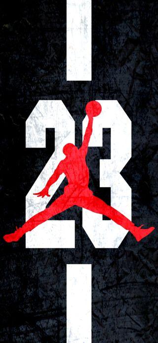 Обои на телефон прыгать, найк, логотипы, джордан, nike, man, jump man, 23