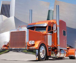 Обои на телефон грузовик, tracter trailor, semi truck, semi, big rig
