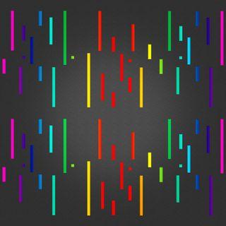 Обои на телефон ткани, цветные, линии, абстрактные, fabric lines