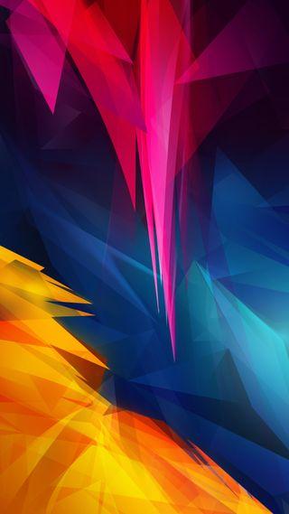 Обои на телефон яркие, формы, красочные, конепт, дизайн, арт, абстрактные, vision, hd, art