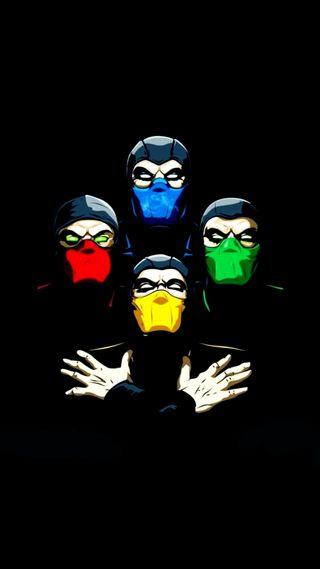 Обои на телефон скорпион, рептилия, мортал, королева, комбат, классика, игры, видео, subzero, ninjas, mk ninjas, ermac