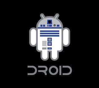 Обои на телефон икона, фильмы, символ, р2д2, логотипы, звезда, дроид, войны, андроид, star wars droid, star wars, android