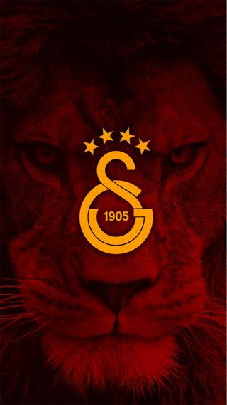 Обои на телефон футбол, турецкие, лев, галатасарай, аслан, galatasaray - aslan, cimbom