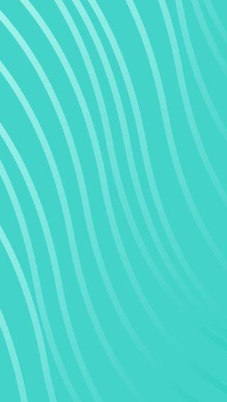 Обои на телефон размытые, линии, зеленые, wavy lines, graphical