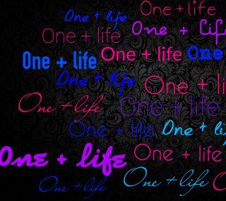 Обои на телефон синие, розовые, жизнь, one plus, htc one