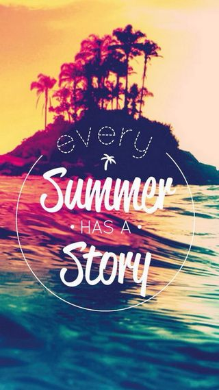 Обои на телефон история, лето, every