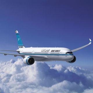Обои на телефон самолет, nek, airbus 350-900