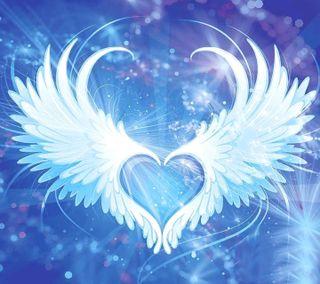 Обои на телефон love, love  wings, любовь, крылья