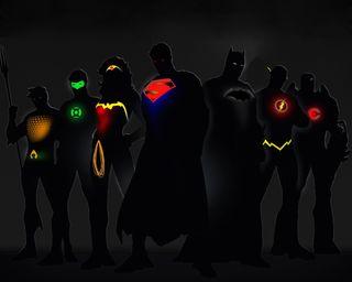 Обои на телефон чудо, супергерои, супермен, неоновые, лига, легенды, комиксы, женщины, бэтмен, wonder women