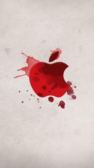 Обои на телефон эпл, логотипы, красые, бренды, айфон, mac, iphone, apple