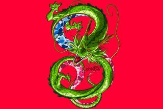Обои на телефон бейп, мяч, мир, зеленые, дракон, безумные, shenron, dragon, dbz, bathing, bape shenron, ape